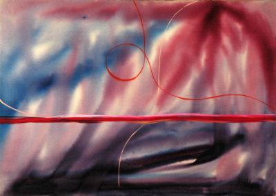 1988 Decoratiu T01069203 mixta 92 x 65 cm.
