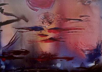 1988 Fantasia Téc. acrílic 130 x 97 cm.