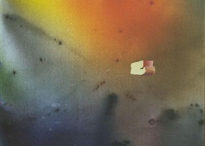 1991 L'enclusa del amor T01049222 mixta 92 x 73 cm.
