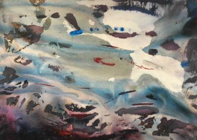 1992 Erosió T12070401 mixta 130 x 89 cm.