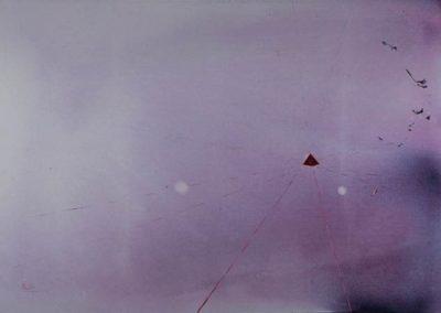 1992 Inmensitat T30039301 mixta 130 x 89 cm.