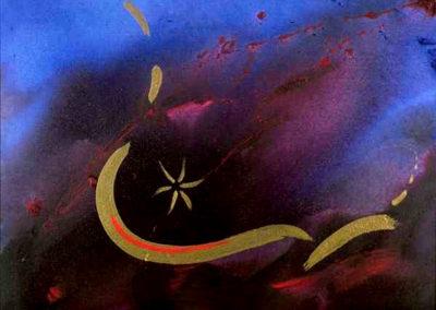 1994 Apex de vida T06089702 mixta 61 x 50 cm.