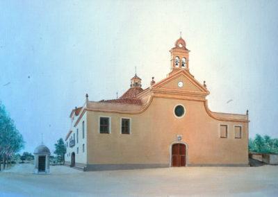 2017 Santuari Misericòrdia S.XVIII T28081702 Téc. oli 65 x 46 cm.