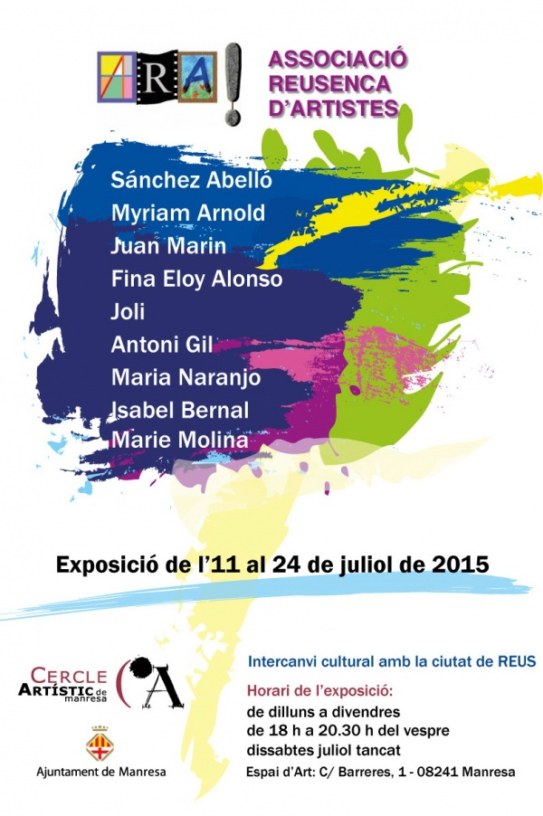 J2- ARA  a Manresa- juliol 2015