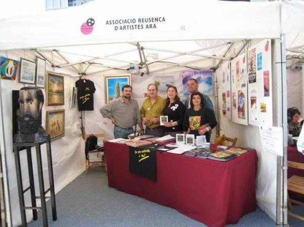 2009 Fira d'entitats ARA Maig