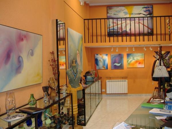 2007 Exhibition March 07 Segovia