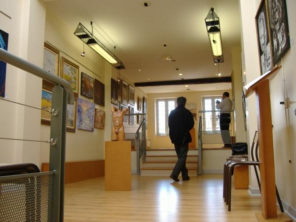 2007 Sala Municipal d´informació i Turisme Montesquieu-Volvestre