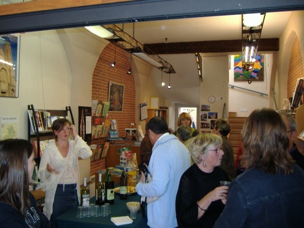 2007 Municipal Chamber and Tourism Information Montesquieu Volvestre