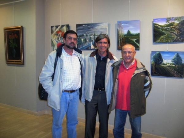 2010 La Vintiquatrena, Lluís, Mikael Romanchuc i Joli