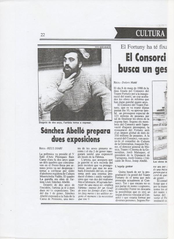 A8-1987 Diari de Tarragona 19/12/1987
