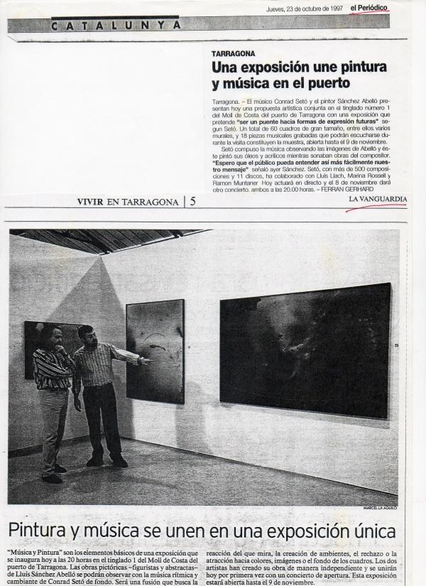C1-1997 El Periodico / La Vanguardia  23/10/97