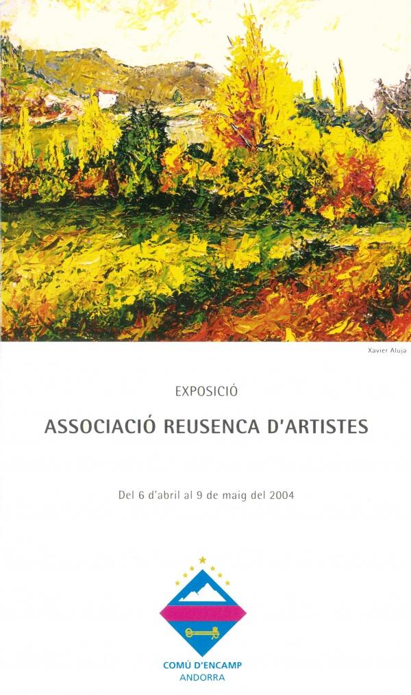 D9-2004 Comú d´ Encam (Andorra) Associació Reusenca d´Artistes ARA