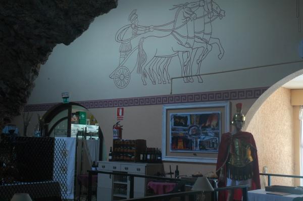 E9-2004 Restaurant Les Voltes Tarragona