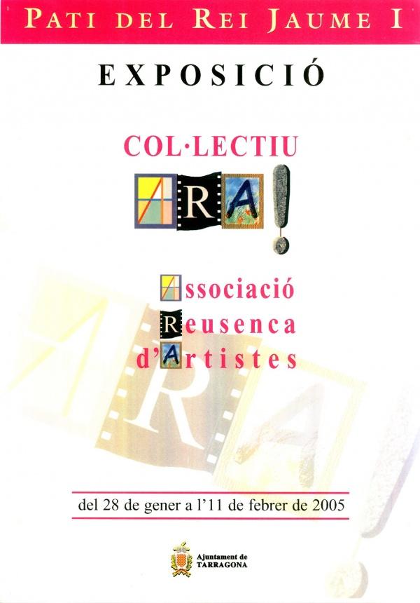 F3-2005 - ARA - Pati Jaume I Tarragona