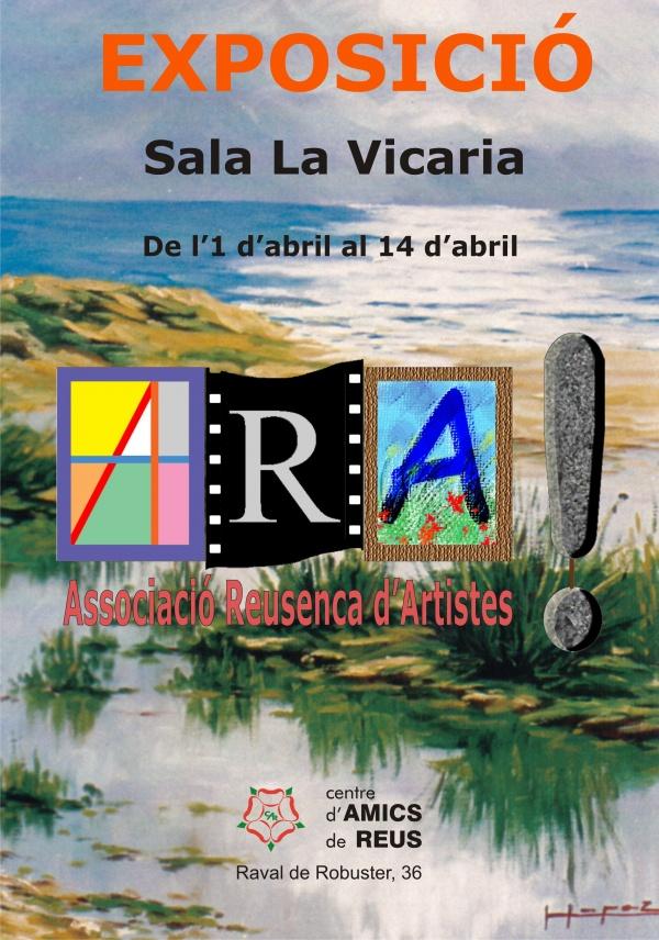 F4-2005 ARA - Sala La Vicaria - Reus