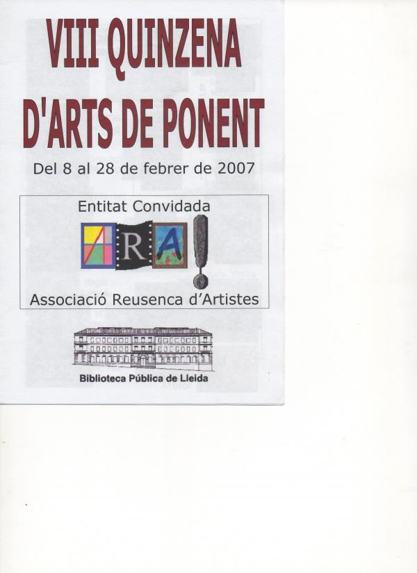 G1-2007 ARA - Lleida