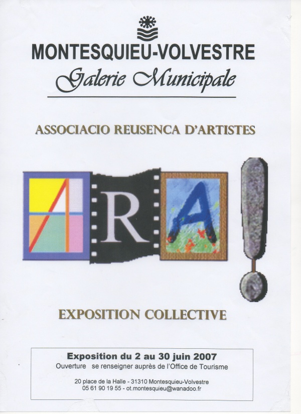 G2-2007 ARA - Montesquieu - Volvestre (França)