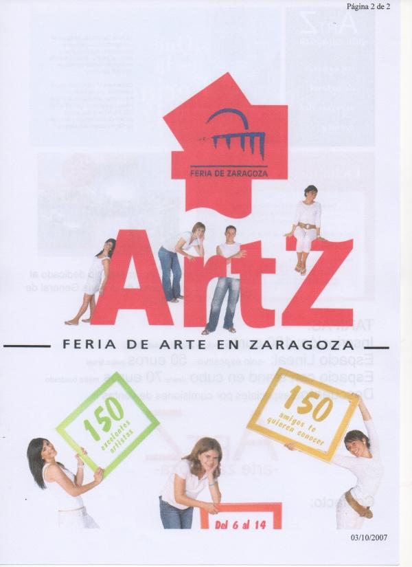 G4-2007 Artz Saragossa