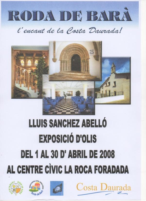 G7-2008 La Roca Foradada - Roda de Barà