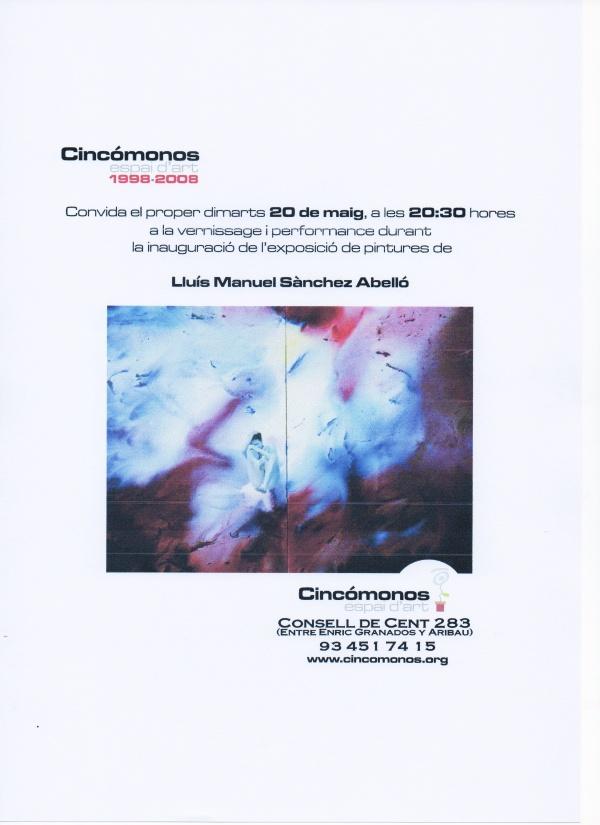 G8-2008 Cicómonos - Barcelona