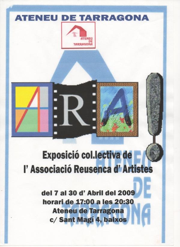 H1-2009 - ARA - Ateneu de Tarragona