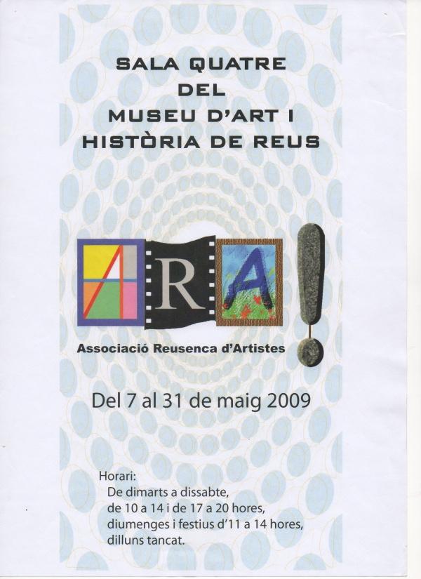 H2-2009 Sala Quatre - Reus