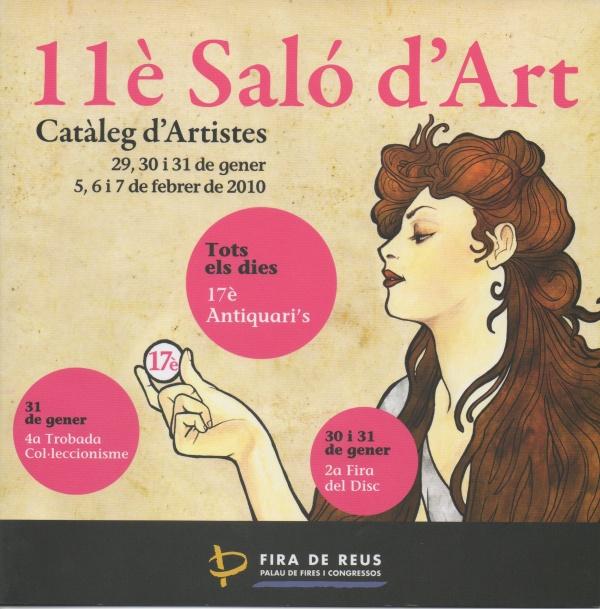H6-2010 11è Saló d'Art - Reus