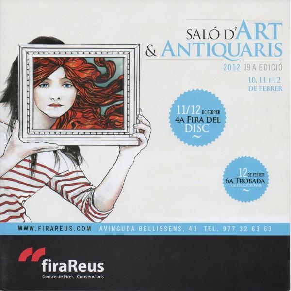 I1-2012  Saló d'Art - Reus