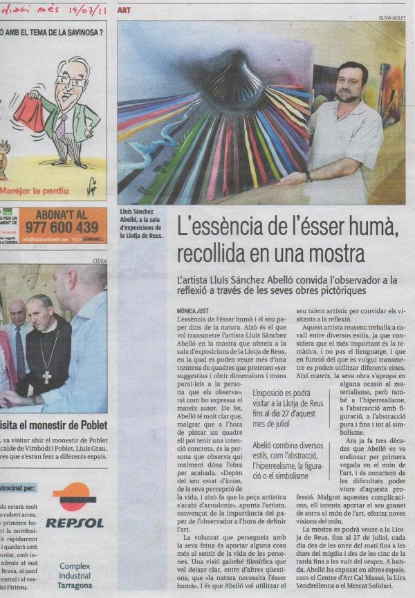 H9-2011 Llotja de Reus