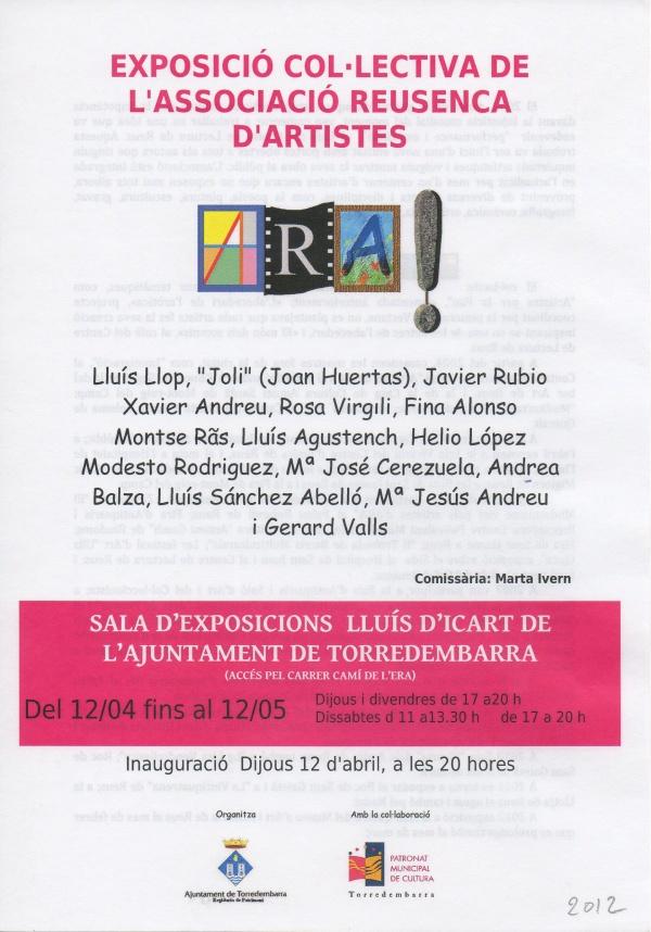 I3 - 2012 - ARA - Torredembarra
