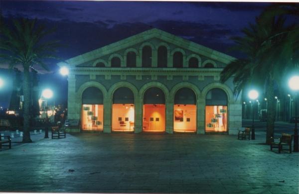 1997  Exposició Tinglado 1 Port de Tarragona